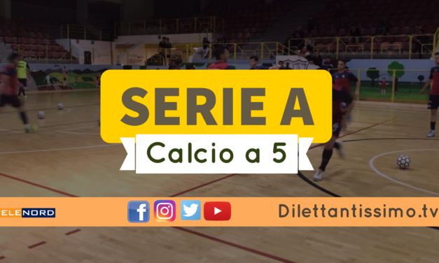 CA5, Serie A: ecco tutti i risultati della 9ª giornata