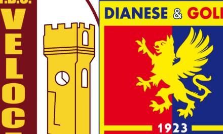 DIRETTE LIVE – Promo A: risultato e marcatori del recupero VELOCE-DIANESE