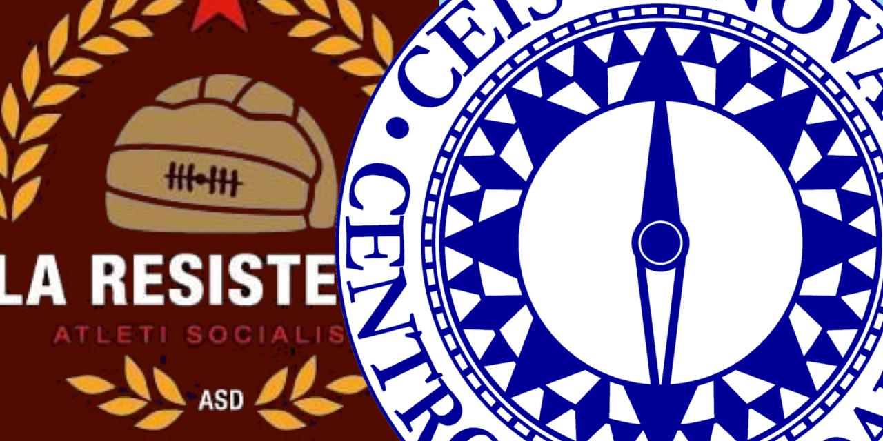 DIRETTE LIVE – Terza Categoria: l'anticipo RESISTENTE-CEIS