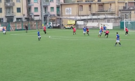 VIDEO – BORGORAPALLO-MERELLO UNITED: gol annullato per fuorigioco ai padroni di casa