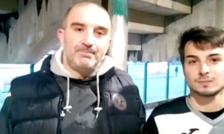 VIDEO – SUPERBA-CA'DE RISSI 1-0: intervista a mister Pisani e Boero