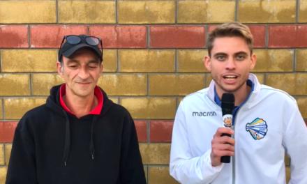Intervista post partita: Mister De Ciocco Merello United