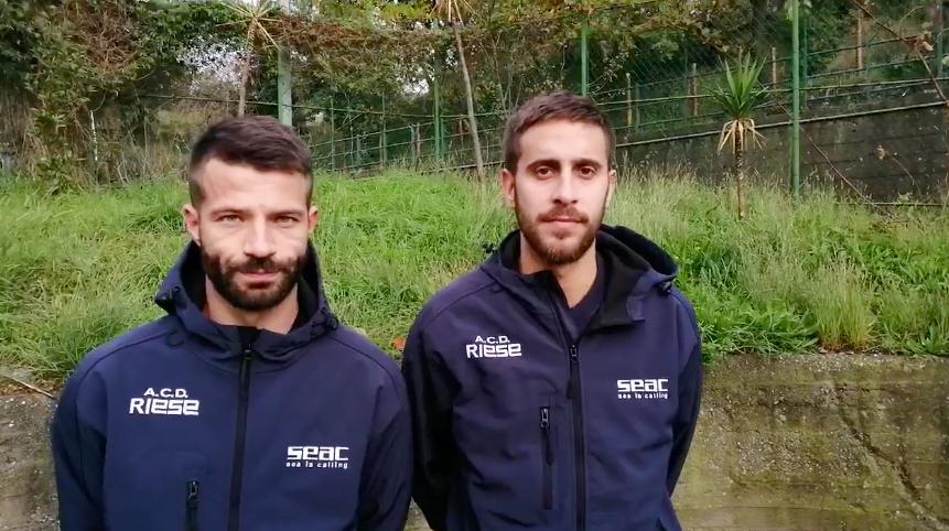 Intervista post partita: Mecaj Savona RIESE