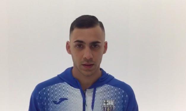 CDM GENOVA: Foti e la convocazione in NAZIONALE ITALIANA di calcio a 5