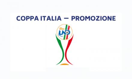PROMOZIONE, Coppa Italia: TAGGIA-BRAGNO                             CELLE LIGURE – PRAESE