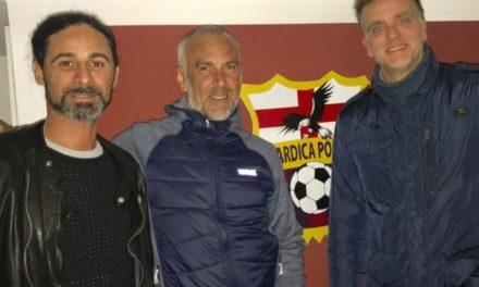 ASD GOLIARDICAPOLIS: in panchina arriva Dagnino
