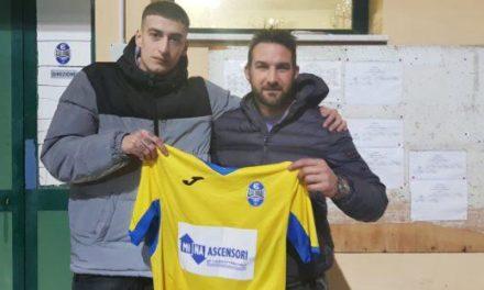 Ufficializzato in questi minuti il primo colpo del mercato d'inverno per il Ceriale Progetto Calcio: dalla Loanesi arriva Ernand Sfinjari.