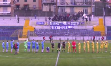 VIDEO: SAVONA – SANREMESE 1-2 Highlights