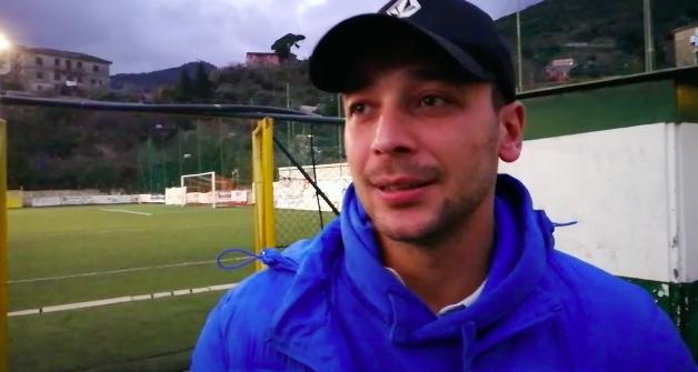 """VARAZZE – Calcagno:""""partita difficilissima, oggi abbiamo fatto una partita perfetta"""""""