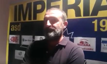 """IMPERIA – Lupo:"""" momento no del quale mi assumo le responsabilità"""""""