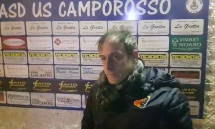 "DIANESE & GOLFO – Colavito:""gara molto difficile e complicata a CAMPOROSSO"""