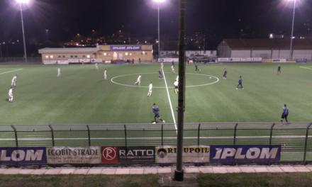 BUSALLA – ALBENGA 3-3: Highlights della partita