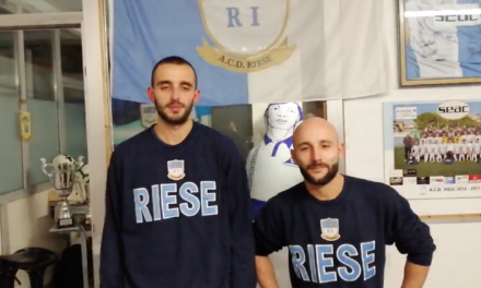 RIESE: intervista doppia a Donato Pellegrino e Luca Sanguineti