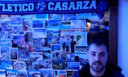 "ATLETICO CASARZA, Cusato: ""Vittoria importante su un campo difficile"""