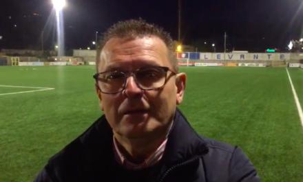 """ALBENGA – Colla:""""non abbiamo vinto una volta a SESTRI, squadra che oggi ho riconosciuto poco"""""""