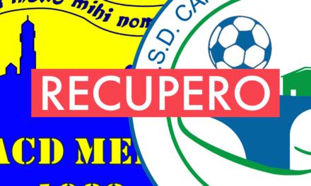 Seconda Categoria D, 9ª giornata: il recupero MELE-CAMPO LIGURE IL BORGO