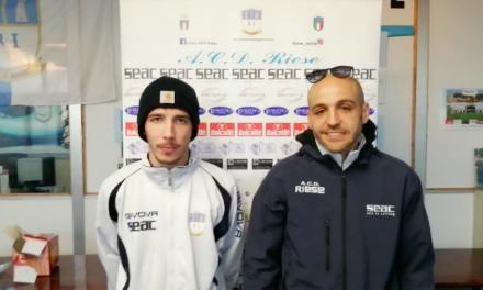 RIESE – Capelli e Vargiu autori di 3 gol dei 4 che hanno portato alla vittoria contro il BORGORATTI