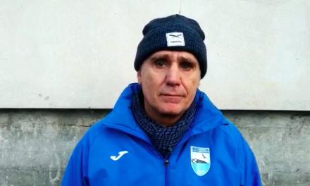 """GOLFO PARADISO P.C.A, FOPPIANO:""""il calcio è questo se non la butti dentro non vinci"""""""
