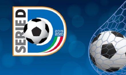 SERIE D: ufficiale il rinvio gare nei gironi A-B-C-D
