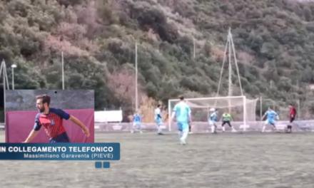 L'intervista telefonica a GARAVENTA in vista del match APPARIZIONE-PIEVE LIGURE