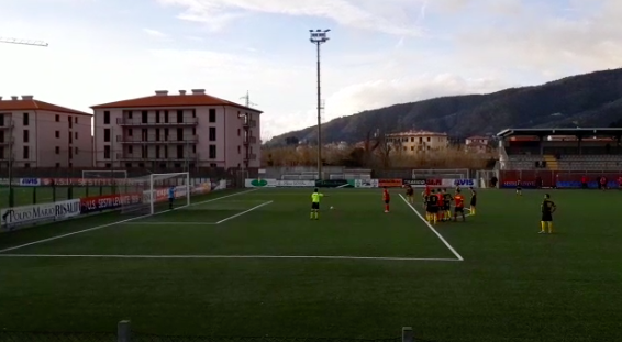 SEGESTA – CORNIA:  2 dei 6 gol del Segesta