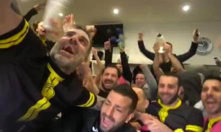 CERVO F.C: Stefano Sorrentino dalla Serie A alla 2ª Categoria esordio con gol
