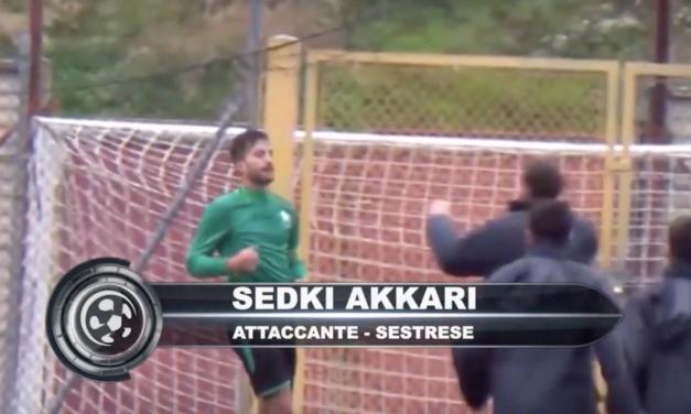 GOAL PARADE: AKKARI e la SESTRESE, i gol più belli in maglia verdestellata