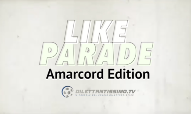 LIKE PARADE amarcord edition – LA CLASSIFICA DEI RICORDI (3 maggio)