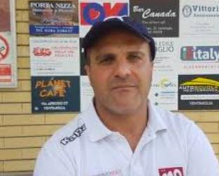 Ventimiglia: riconfermato Fabio Luccisano alla guida della prima squadra