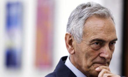 """La RASSEGNA STAMPA di oggi, GRAVINA: """"Chi invoca lo stop al calcio, non vuole bene agli italiani"""""""
