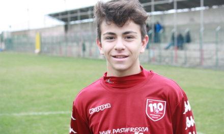 """""""NEXT GEN"""": Marco Sparma, il giovane talento (2003) del Ventimiglia"""