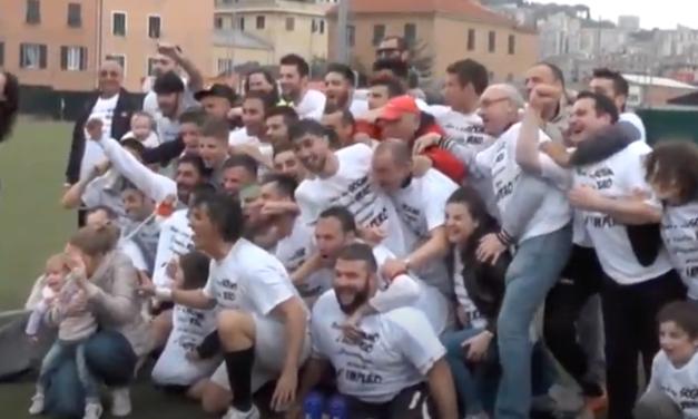 Accadde il… 19/04/2015: l'Impero Corniglianese festeggia la Promozione!