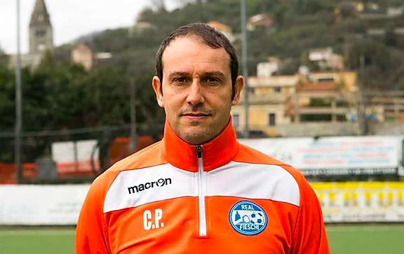 """L'Uomo del giorno, Claudio Paglia: """"Grazie Real Fieschi! Ora nuovi stimoli…"""""""
