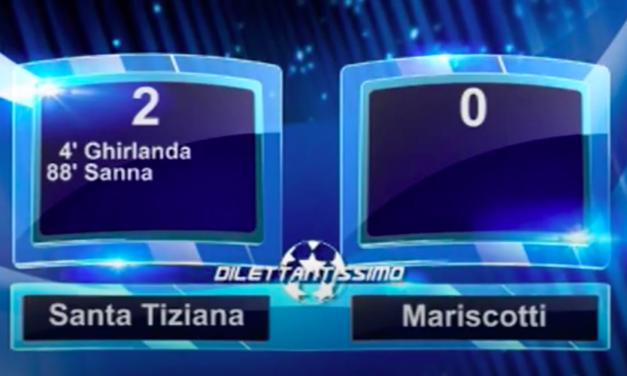 Accadde il… 18/12/11: recupero in notturna Santa Tiziana-Mariscotti