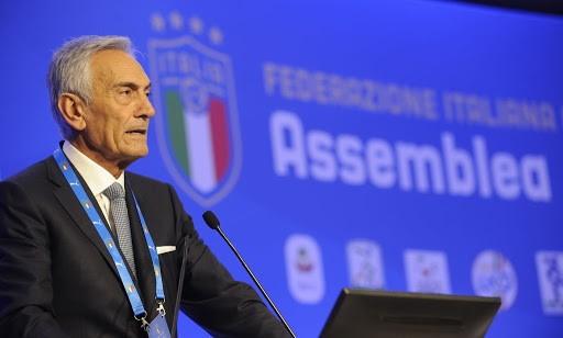 FIGC: Gravina riconfermato presidente