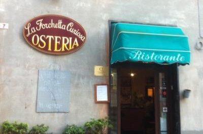 """LIGORNA e GOLIARDICA alla """"Forchetta curiosa"""": Accordo concluso?"""