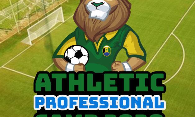 Arriva l'Athletic Professional Camp a Quarto Alto