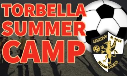"""""""Torbella Summer Camp"""" posticipato, Rapallo Rivarolese: «Protocollo inattuabile»"""