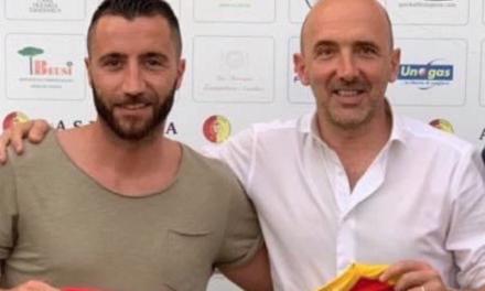 Il Taggia conferma Simone Siciliano per la prossima stagione