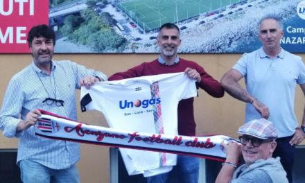 Alberto Corradi è il nuovo allenatore dell'Arenzano