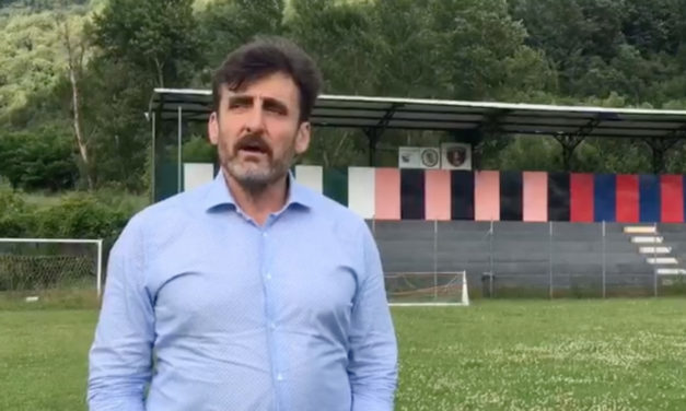 Vallescrivia, Cirri: «Le nostre famiglie non dovranno sostenere nessun costo di iscrizione. Grazie alla prima squadra!»