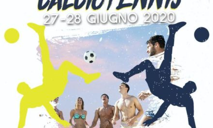 WESTBEACH: torneo calciotennis
