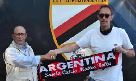 Atletico Argentina: Paolo Sassu è il nuovo allenatore