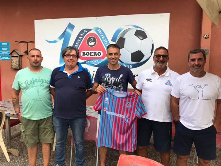 Molassana, arriva l'ufficialità: Antonio Pandiscia è il nuovo allenatore