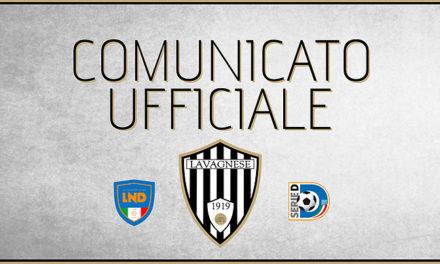 Lavagnese: out Gianni Nucera, la squadra sarà affidata a Vincenzo ranieri