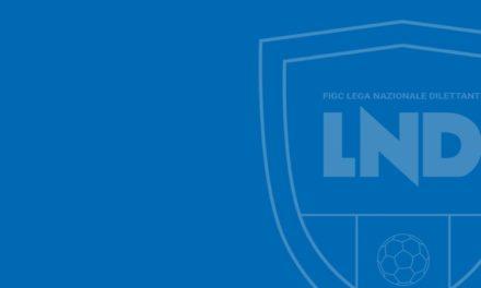 LND: il calendario di Eccellenza (A) aggiornato dopo il ripescaggio del Taggia