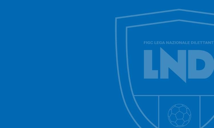 LND: uscito il comunicato con i gironi di seconda categoria