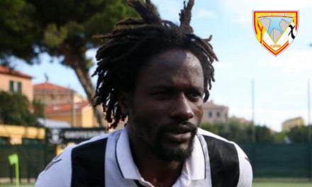 Albenga, colpo a centrocampo: preso Divine Fonjock