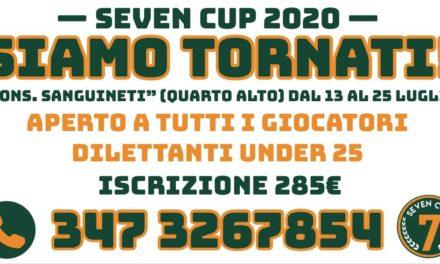 A Quarto Alto torna la Seven Cup, il torneo di calcio a 7 per under 25