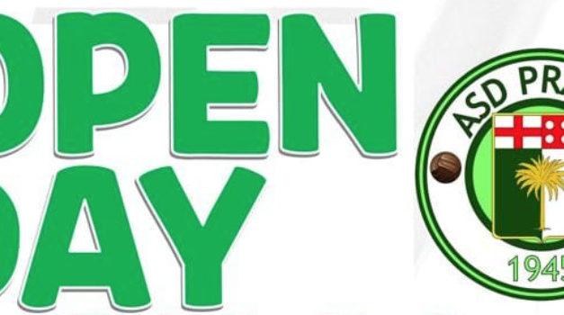 Praese, Open Day Scuola Calcio
